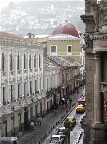Old City of Quito