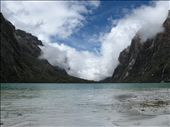 Pristine Laguna Orconcocha high in the Cordillera Blanca, near Caraz, Peru: by ivan_miral, Views[253]