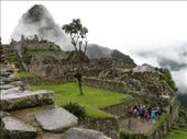 Machu Picchu comes into view as clouds burn off: by ivan_miral, Views[534]