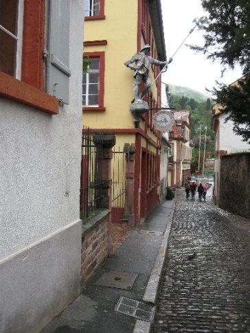 Street view - Heidelberg