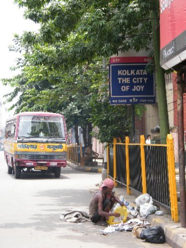 Welcome to Kolkata, the City of Joy