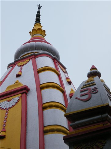 Another of the many styles of Hindu Temples, this one also in Haridwar