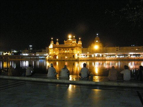 The Golden Temple houses a profound sweetness, fueled by pilgrim devotion