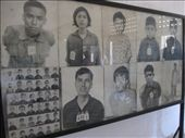 Men, women, and children... each person with her own story, her own life.  We looked at them in these, their mug shots.  And for some, we looked at them in photos that recorded their torture, their killing. : by ivan_miral, Views[2654]