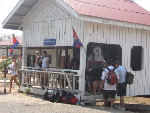 Good-bye Cambodia! Hello, Laos!