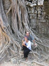 The smiles never left our faces as we explored the Angkor Temples: by ivan_miral, Views[278]