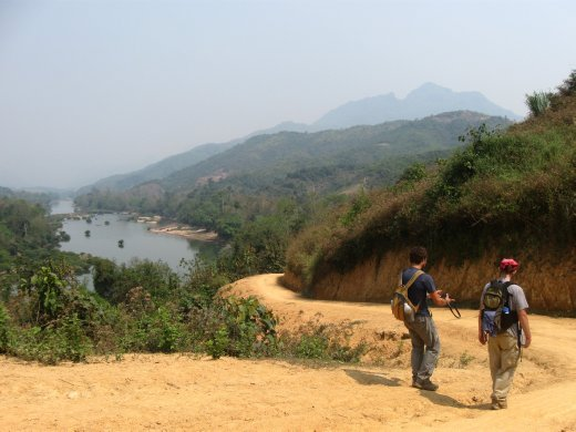 A great part of Northern Laos is hitting the trails and wandering to the villages of the local Hill Tribes.