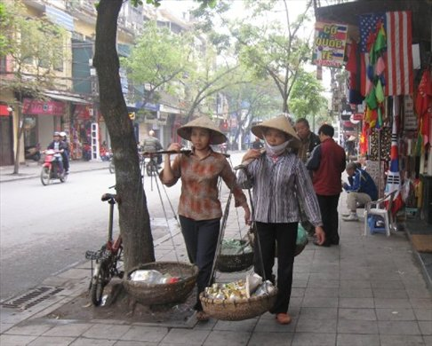 Welcome to Hanoi! Capital of Vietnam. Where age old traditions...