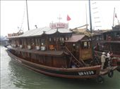 In fairy tale style, we found ourselves on a two-day journey exploring Halong Bay aboard this