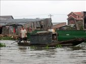 Can Tho. Another Mekong Delta town, another boat ride down rivers and canals to check out the local color.: by ivan_miral, Views[262]