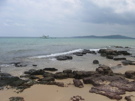 The pristine beaches of Phu Quoc Island.