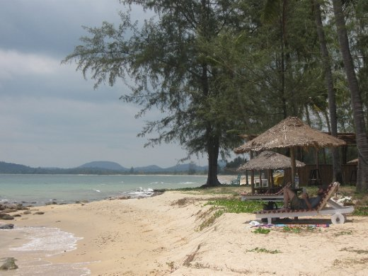More of Phu Quoc's sweet beaches.