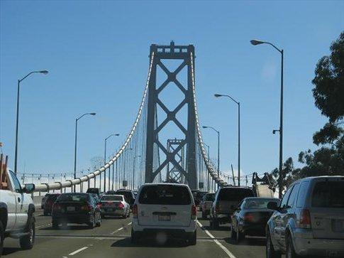 Entry to San Francisco