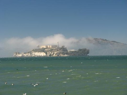 First class accommodation provided for free in Alcatraz. No thank you!