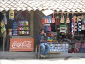 A local guy selling souveniers: by ivanci, Views[144]