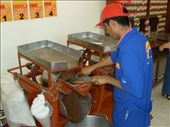 Chocolate mixer for famous Oaxaca drinks: by ivanci, Views[307]