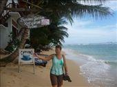 Unawatuna used to have 100m beach before tsunami: by ivanci, Views[1446]
