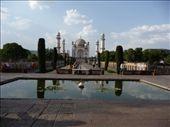 Mini Taj Mahal at Auranganbad: by ivanci, Views[165]