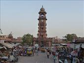 Clock tower at Jodhpur ...: by ivanci, Views[71]