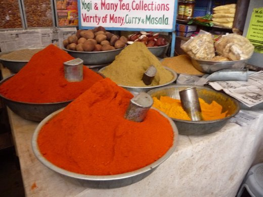 Indian spices ... masala mix