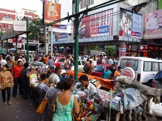 Streets of Kolkata