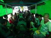 Another cramped public boat, this time to Gili Trawangan island: by ivanci, Views[80]
