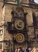 The astronomical clock tower, Prague: by j-a-z, Views[54]