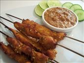 Chicken Satay: by jackforge, Views[167]