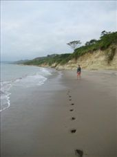 private beach near Canoa: by jackiestapp, Views[187]