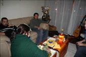 Food coma??.... At Anita´s house for her mother´s birthday party.: by jacques360, Views[274]