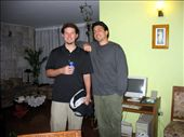 Me and Joe (from Minnesota), this was at Tracey´s house for dinner.: by jacques360, Views[191]