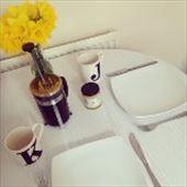 A prepared, laid table: by jadybrunch, Views[114]