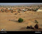 Landscape, Jaisalmer (Rajasthan) India: by jaisalmer, Views[932]