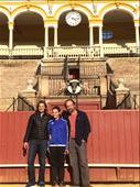 The Plaza de Toros: by jakemoffat, Views[147]