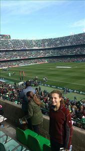 Maya at Real Betis vs. FC Barcelona (1-1): by jakemoffat, Views[155]