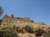 Castillo (Castle) de Monzon, Spain, A date I read was 1089.: by jambopablo, Views[225]