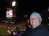 First baseball game Philadelphia vs St Louis Cardinals. Yep it was cold.: by jambopablo, Views[95]