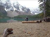 Lake Moraine, Banff National Park, Canada: by jambopablo, Views[201]