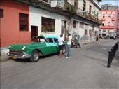 One of the many antique cars in Havana.: by jambopablo, Views[201]