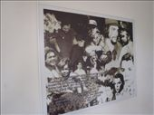 Portrait of Che Guevara inside the house he stayed when planning Cuba with Fidel.: by jambopablo, Views[210]