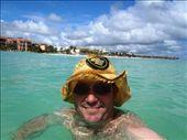 Playa del Carmen, Mexico. Sunsmart Kiwi.: by jambopablo, Views[170]