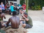 Kava Time again. We had been staying a while and where introduced as locals due to our Kava drinking skills: by jambopablo, Views[181]