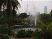 Scenic shot from Botanical Orchid Garden of Kuala Lumpur skyline.: by jambopablo, Views[136]
