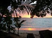 Sunset, Lissenung Island Resort, New Britain, PNG: by jambopablo, Views[148]