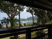 View from my accommodation, Puerto Barton, Palawan: by jambopablo, Views[194]