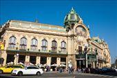 Municipal_House_of_Prague - Author xavi lópez: by james_tesol_teacher, Views[257]