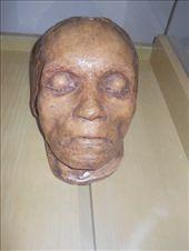 Beethovens Death Mask - Beethoven Museum DSCN1549: by james_tesol_teacher, Views[1306]