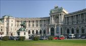 Hofburg Palace and Heroes Square - Author Peter Gerstbach: by james_tesol_teacher, Views[378]