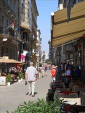 Vaci Utca Shopping District: by james_tesol_teacher, Views[196]