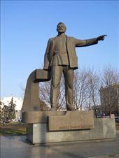 Statue near the train station.: by james_tesol_teacher, Views[285]
